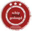 Schipbreuk geslaagd - Logo